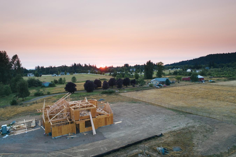 Signalisations et sécurité sur les chantiers de construction de maisons